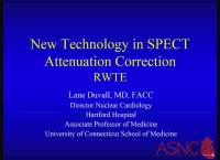 New Technology in SPECT (Attenuation Correction, CZT)
